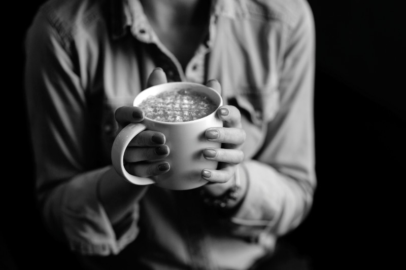 Tijd voor thee bij Volle Smaak Koffie