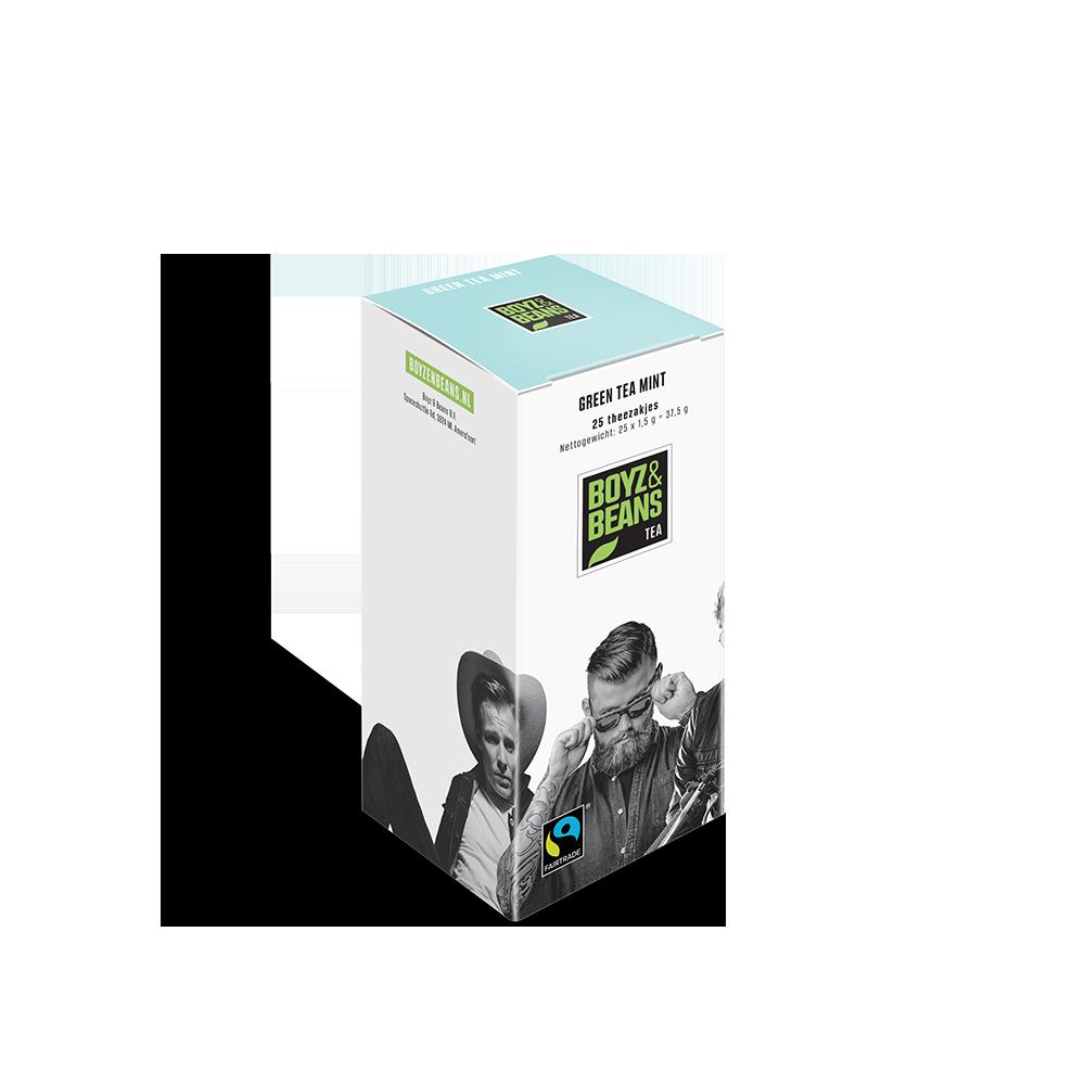 BOYZ EN BEANS - Green Tea Mint