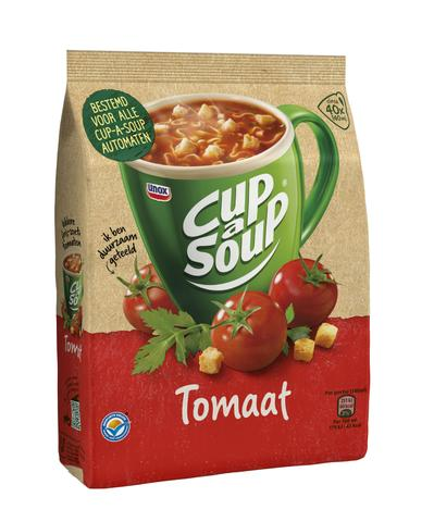 Vendingsoep cup-a-soup tomaat